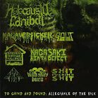 NEW To Grind & Pound: Allegiance of the Sick (Audio CD)