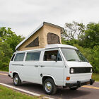 Volkswagen Bus Vanagon Camper 1983 volkswagen vanagon camper by westfalia 20 liter 5 speed manual