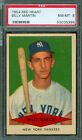 1954 Red Heart Dog Food - Billy Martin - PSA 8 -- New York Yankees (mikedenero)