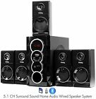 Frisby FS-5070BT 5.1 Surround Sound Home Theater Speakers System With Bluetooth