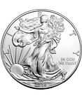 One 2016 1oz 999 American Silver Eagle Trade Unit Bug Out Bags Prepper Doomsday