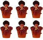Anne Geddes BABY Christmas BOW Scrapbook Stickers 6 Sheets
