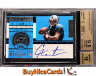 2011 Cam Newton Playoff Contenders RC Rookie Auto BGS 9.5 10 Centering