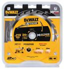 DEWALT DT99565 XR 210mm x 30mm Bore 24T TC Saw Blade