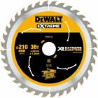 DEWALT DT99566 XR 210mm x 30mm Bore 36T TC Saw Blade