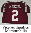 Johnny Manziel Cards, Rookie Cards, Key Early Cards and Autographed Memorabilia Guide 133