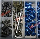 CNC Fairing bolts screws for Honda CBR125R 150R 250R 300R 600RR 1000RR CBR900RR