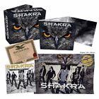 SHAKRA - HIGH NOON (LIM.BOXSET)  CD flag photo card coa