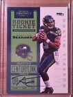RUSSELL WILSON 2012 PANINI CONTENDERS ROOKIE TICKET AUTO Autograph Seahawks