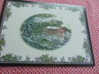 Vintage Johnson Bro's Brothers Friendly Village PLACEMATS 16