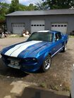 Ford Mustang Shelby 1967 eleanor mustang gone in 60 seconds replica fastback conversion
