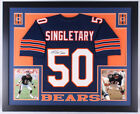 Mike Singletary Cards, Rookie Cards and Autographed Memorabilia Guide 47