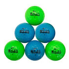 120 Nike Mojo Green Blue Color Mix Mint Used Golf Balls AAAAA