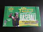 2013 Topps Heritage Minor League Baseball Hobby Box Star Rookies and Autographs