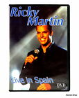 DVD - RICKY MARTIN - LIVE IN SPAIN - TOP ZUSTAND