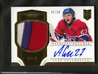 13-14 Panini Peerless Patches Alex Galchenyuk Rookie 47 50 Auto+Patch 3CLRs