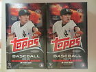 2014 TOPPS UPDATE BASEBALL FACTORY SEALED HOBBY 2 BOX LOT