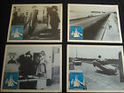 TRAFFIC original JACQUES TATI complete LOBBY CARD SET
