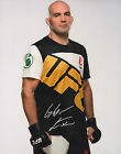 GLOVER TEIXEIRA SIGNED AUTO'D 11X14 PHOTO POSTER UFC 160 202 MMA FIGHT NIGHT A