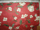 Waverly Colonial Williamsburg Embossed Fabric 'Magnolia Vine' by the yard - 54