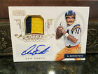 National Treasures Century Prime Jersey Autograph Chargers Dan Fouts 11 14 2012