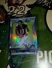 2015 Topps Chrome SP Kevin White RC Refractor on card Autograph 150