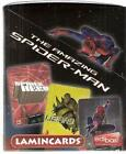 Amazing Spiderman Lamincards Box 24 Packs Edibas