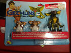 Gremlins Collectible Figure Set Mnt in Package LJN Stripe Gizmo Gremlin SSX