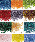 200 Matsuno 6 0 Glass Seed Beads Silver Lined Spacer Beads Nice Quality