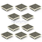 10x Dot-Matrix LED Light Display 3.75mm 8*8 Bicolor Green and Red for Arduiino