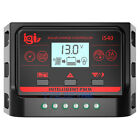 10A PWM LCD Dual USB Solar Panel Battery Regulator Charge Controller 12 24V