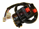 New Control Switch Assembly 50cc 70cc 90cc 110cc 125cc 150cc with two male plugs