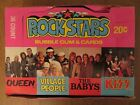 1979 Donruss Rock Stars full unopened 36 pack box Kiss Queen Village People