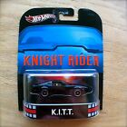 Hot Wheels KNIGHT RIDER KITT Diecast 2013 RETRO ENTERTAINMENT KITT Mattel
