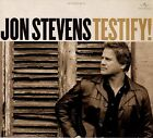 Jon Stevens-Testify!-CD 2011 Original Universal issue-Digipak-Noiseworks  278703
