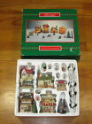 House of LLoyd Christmas Around The World The Little Village Collection BONUS!