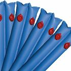 Pool Cover Water Bags Equipment Blue 10 Tube Winter 6 Pack 16 Gauge Vinyl Swim