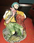 CAPODIMONTE MADE IN ITALY- WINE MERCHANT FIGURINE-12