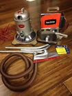 Vintage Rexair Vacuum Model C Complete - Runs great