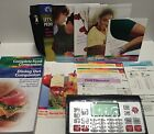 Weight Watchers At Home Deluxe Kit 2005 Black Case Calculator Points Booster