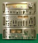 Vintage 1970s Rotel Silver Face Rack RA1312 RZ8 RT1024