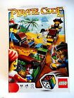 Lego Pirate Code GAME (3840) Missing Skeleton & Jewels Has Book & Box