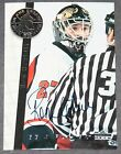 SIGNED 1995-96 UPPER DECK BE A PLAYER BAP RON HEXTALL IN THE CREASE FLYERS AUTO