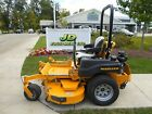 2015 HUSTLER SUPERZ COMMERCIAL ZERO TURN MOWER DEMO NA124183