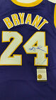 KOBE BRYANT LOS ANGELES LAKERS HAND SIGNED JERSEY Authenticated Ink COA