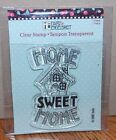 Home Sweet Home -  IG67275 Mary Engelbreit Clear Stamp