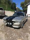 Ford Mustang Shelby 1967 Mustang Eleanor gone in 60 seconds 4 speed