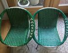Set Of 2 Mid Century Eames Era Children's Chairs Germany