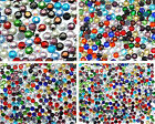 3 Selections for Random Mix of Hot Fix Iron On Rhinestones in Varies Sizes