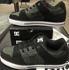 DC Shoes Mens Pure TX SE Black Grey Charcoal STYLE 320423 Brand New